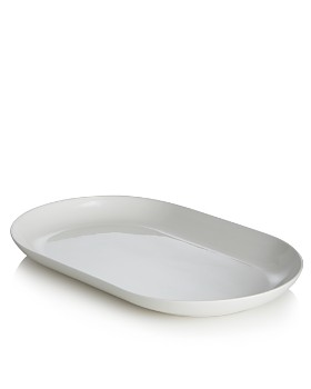 Hudson Park Collection - Deep Oval Platter - 100% Exclusive