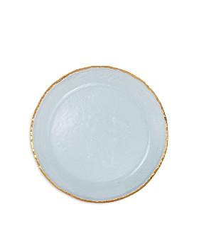 """Annieglass - 10"""" Dinner Plate"""
