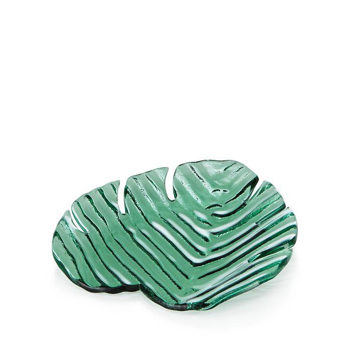 Annieglass - Palm Frond Serveware
