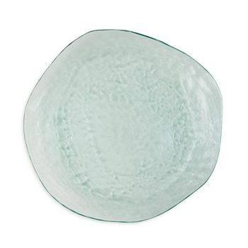 Annieglass - Salt Glass Plate