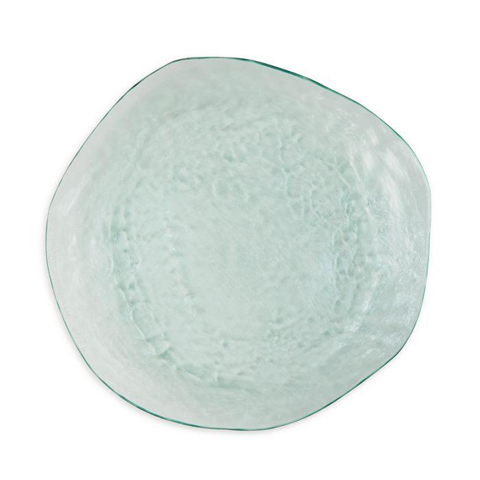 Annieglass - Salt Glass Plate