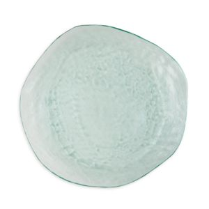 Annieglass Salt Glass Plate