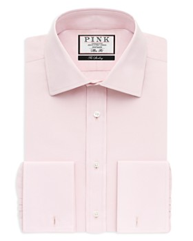 Thomas Pink - Frederick Plain Dress Shirt - Bloomingdale's Regular Fit