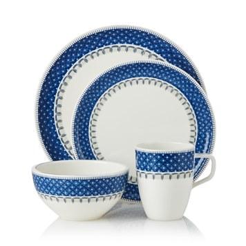 $Villeroy u0026 Boch Casale Blu Dinnerware - Bloomingdaleu0027s  sc 1 st  Bloomingdaleu0027s & Villeroy u0026 Boch Casale Blu Dinnerware   Bloomingdaleu0027s