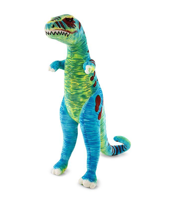 Melissa & Doug - T-Rex Giant Stuffed Animal - Ages 0+