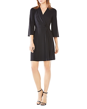 Bcbgmaxazria Jordana Faux Wrap Dress