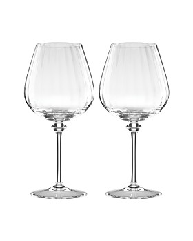 Reed & Barton - Heritage Red Wine Glass, Set of 2