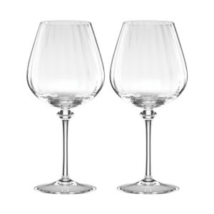 Reed & Barton Heritage Red Wine Glass, Set of 2