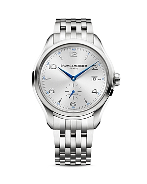 Baume & Mercier Clifton Automatic Watch, 41mm