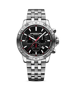 Raymond Weil Tango 300 Chronograph Bracelet Watch, 43mm - Bloomingdale's_0