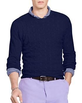 Polo Ralph Lauren - Cashmere Cable-Knit Sweater e04c1582693d
