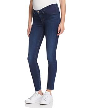 73b11e36413d7 J Brand - Mama J Skinny Maternity Jeans in Fleeting ...