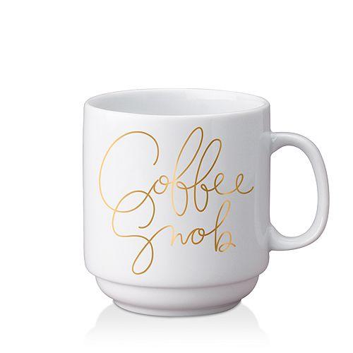 Easy Tiger - Coffee Snob Mug