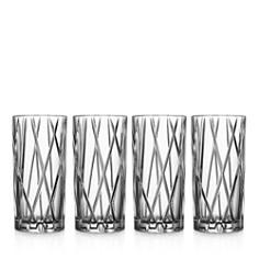 Orrefors City Highball Glass, Set of 4 - Bloomingdale's Registry_0