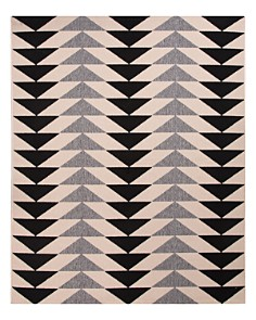 Jaipur Patio Area Rug Collection - Triangles - Bloomingdale's_0