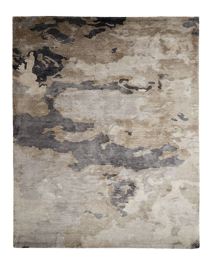 Jaipur Living Jaipur Transcend Area Rug, 8' X 10' In Pumice Stone / Pussywillow Gray