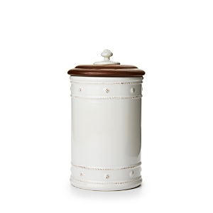 Juliska Berry & Thread 10 Canister with Wooden Lid