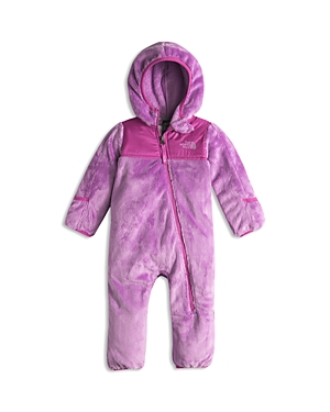 The North Face Infant Girls Oso Pile Fleece Coverall  Sizes 018 Months