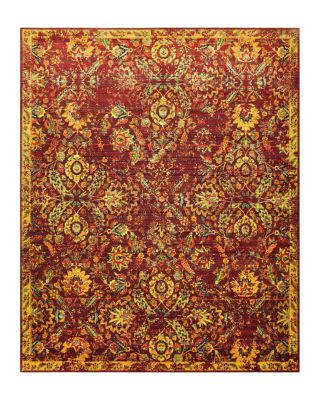 "Timeless Rug - Pomegranate, 7'9"" x 9'9"""