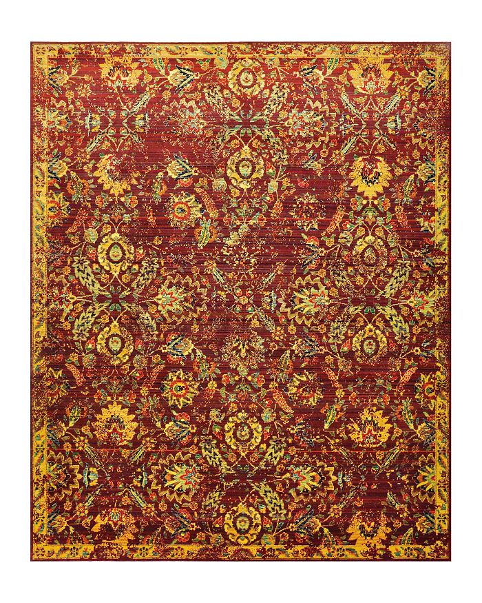 "Nourison - Timeless Rug - Pomegranate, 7'9"" x 9'9"""