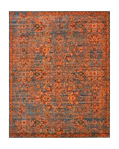 Nourison - Timeless Area Rug Collection - Teal
