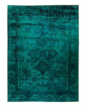 Solo Rugs Vibrance Overdyed Area Rug, 10'1 x 13'7