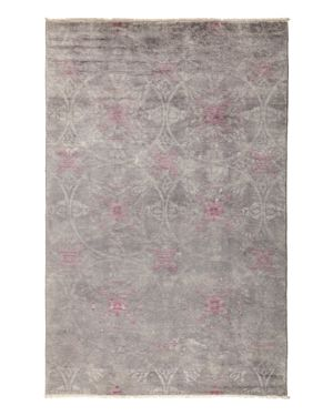 Solo Rugs Vibrance Overdyed Area Rug, 5'3 x 8'1