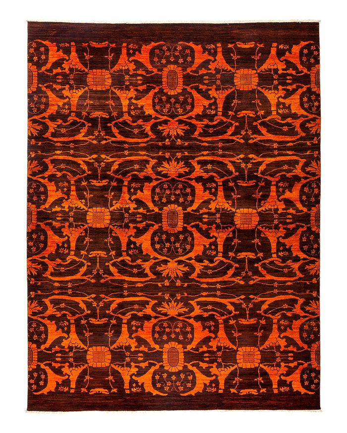 """Solo Rugs - Vibrance Overdyed Area Rug, 9'1"""" x 12'"""