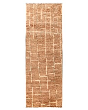 Solo Rugs Moroccan Area Rug, 2'7 x 8'