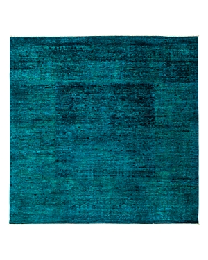 Solo Rugs Vibrance Overdyed Area Rug, 8'2 x 8'2