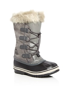 Sorel - Girls' Joan of Arctic Cold Weather Boots - Little Kid, Big Kid