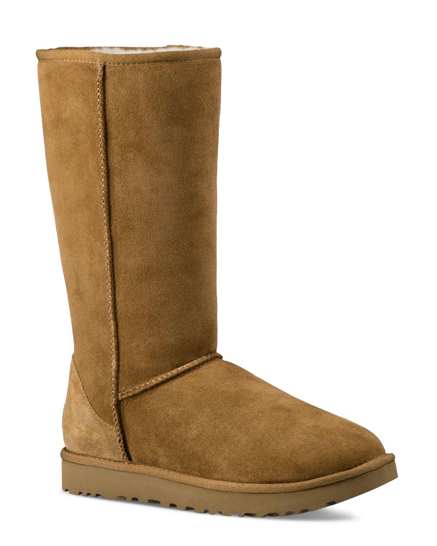 UGG Classic II Tall Boot - Tan, Women