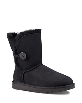 UGG® - Women's Bailey Button Sheepskin Booties ...