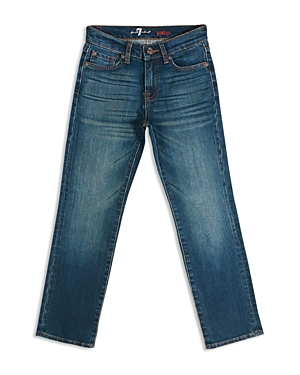 7 For All Mankind Boys' Vintage 7 Original Straight Leg Jeans - Big Kid