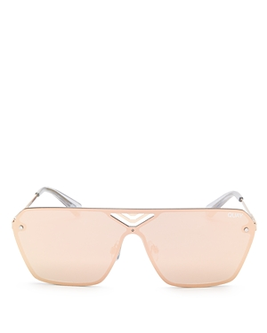 f916667f962 ... EAN 9343963004540 product image for Quay Stargaze Mirrored Shield  Sunglasses