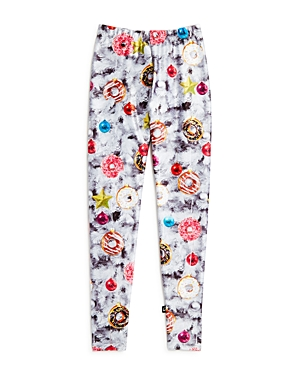 Terez Girls' Donut & Ornament Print Leggings - Little Kid