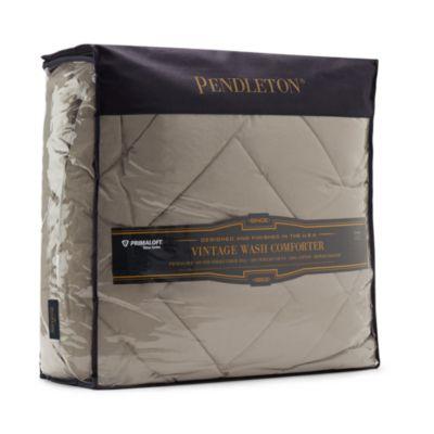 Vintage Wash Comforter, Queen