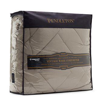 Pendleton - Vintage Wash Comforter, Queen