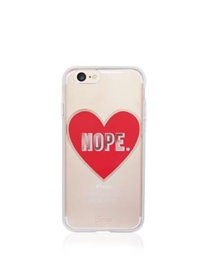 Sonix Nope iPhone Case