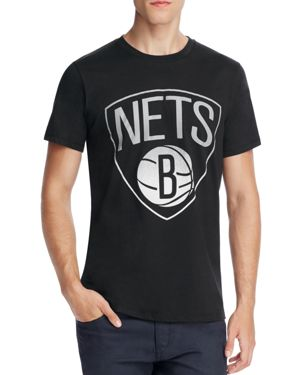 Junk Food Brooklyn Nets Graphic Tee