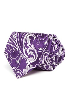 Turnbull & Asser Oversize Paisley Classic Tie - Bloomingdale's_0