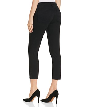 AG - Prima Crop Jeans in Black