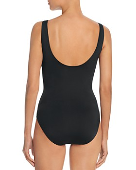 Ralph Lauren - Beach Ruffled One Piece Swimsuit