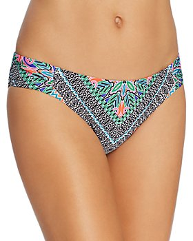 Laundry by Shelli Segal - Bohemian Hipster Bikini Bottom