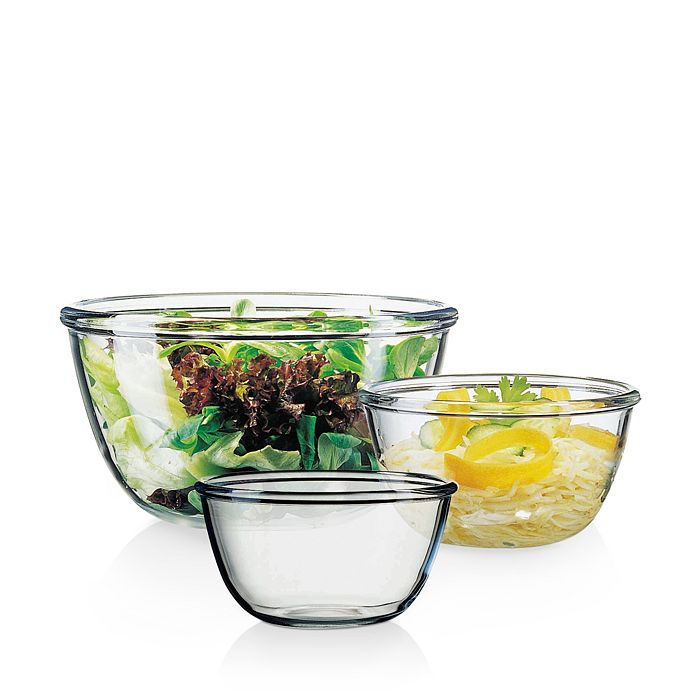 Luminarc - Cocoon 3-Piece Bowl Set