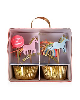 Meri Meri - Unicorns Cupcake Kit