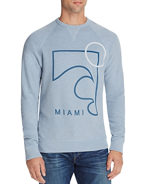 Junk Food Miami Graphic Sweatshirt - 100% Exclusive