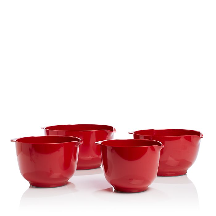 Rosti Mepal - 4-Piece Mini Melamine Bowl Set