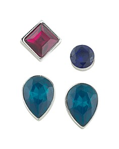 ABS by Allen Schwartz Geometric Stud Earrings, Set of 4 - Bloomingdale's_0
