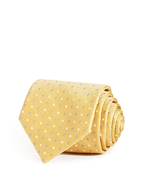The Men's Store at Bloomingdale's Large Alternating Dots Classic Tie - 100% Exclusive